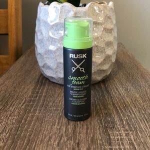 4/$25 Travel Size Rusk Smooth Foam